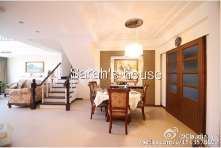 Compound House near metro line6 ChangYing Station for Rent!!!
