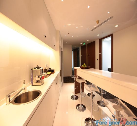Regency-One serviced office Shanghai