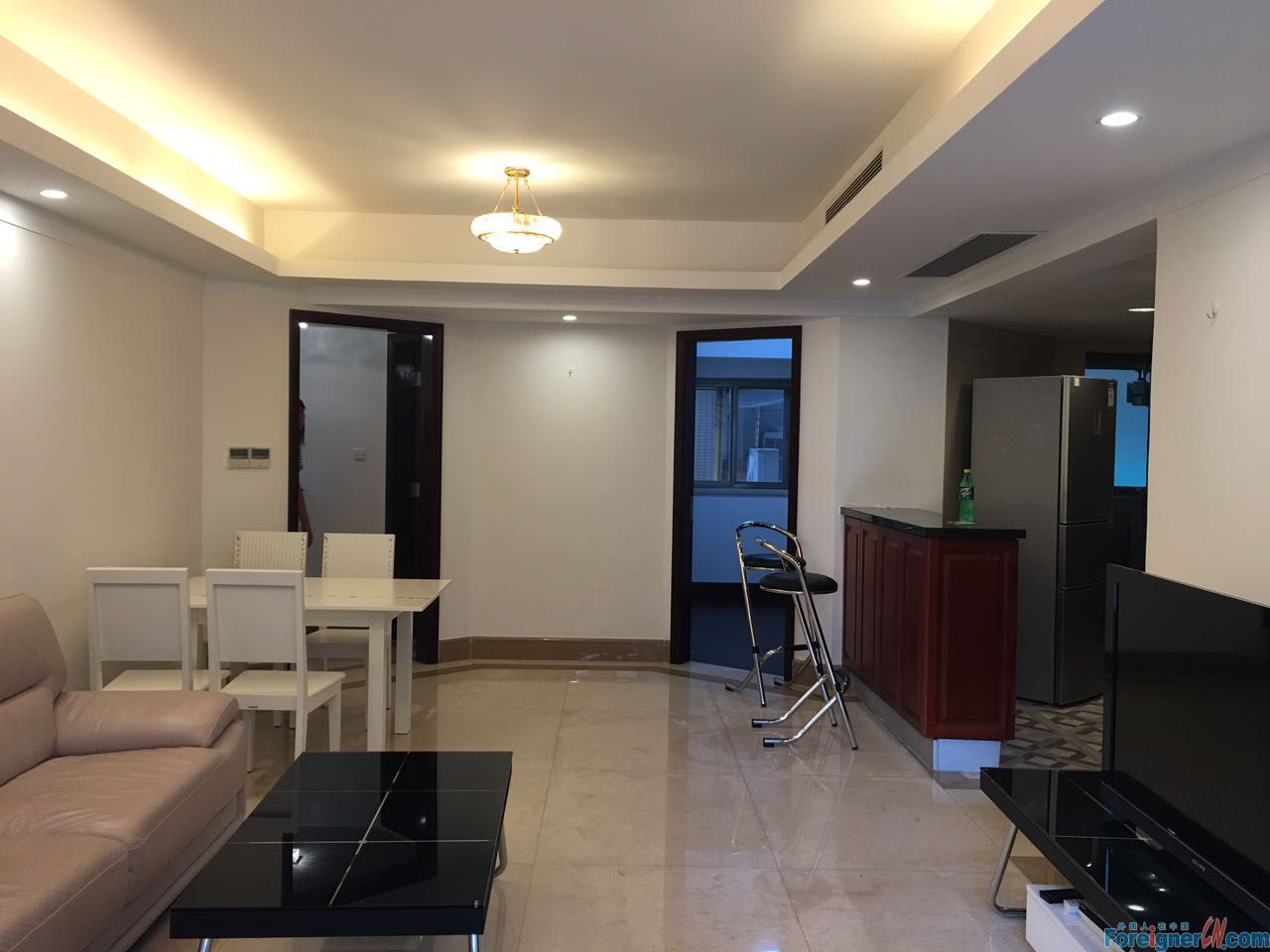 Emperor Mansion Very good location MODERN furniture (Zhujiang new town)