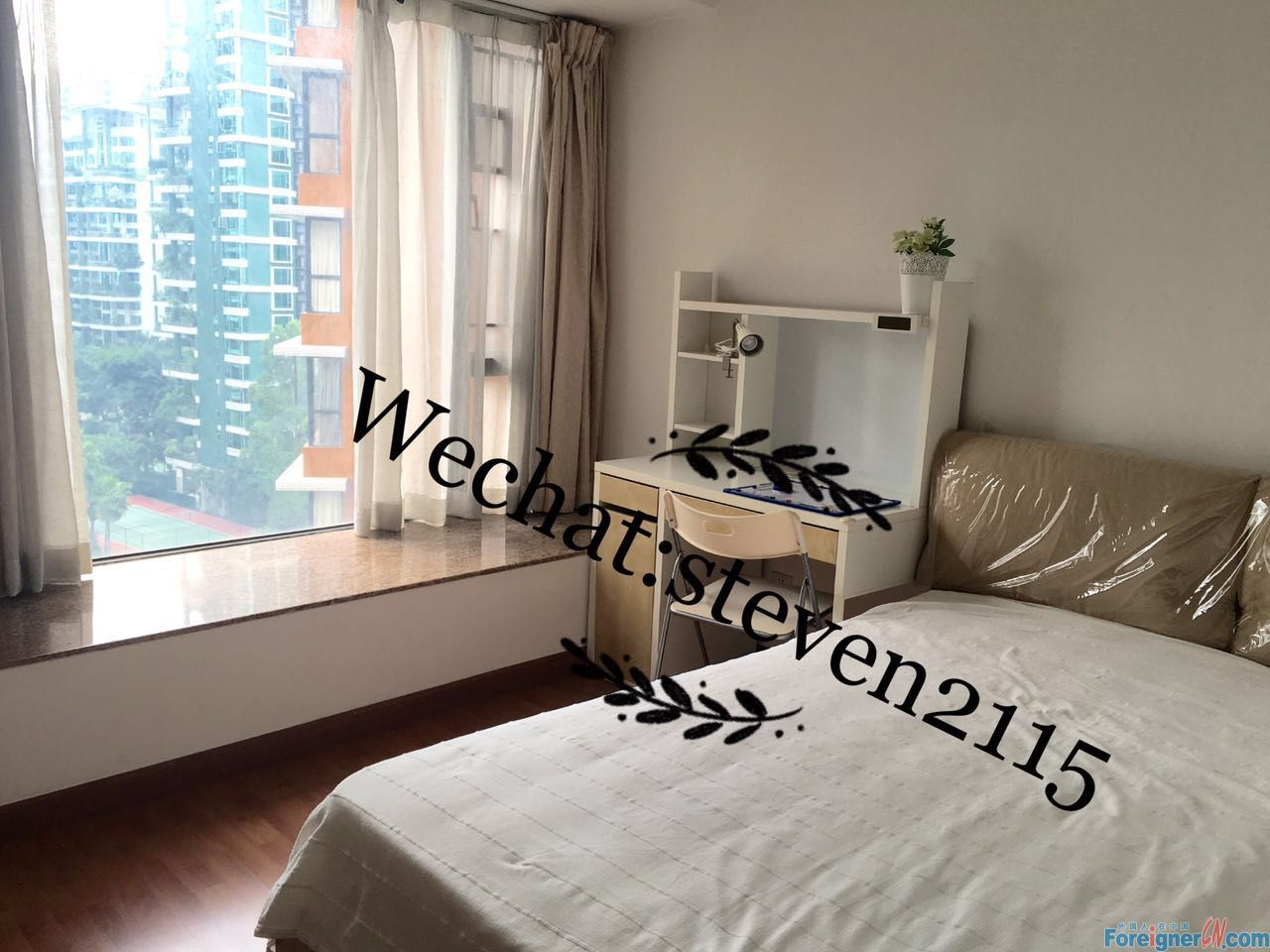 Super modern apt in Central Park View face to Zhujiang Park (near Canton Place )