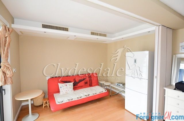 Hangzhou Apartment Rainbow City (0017) 1 br for Renting