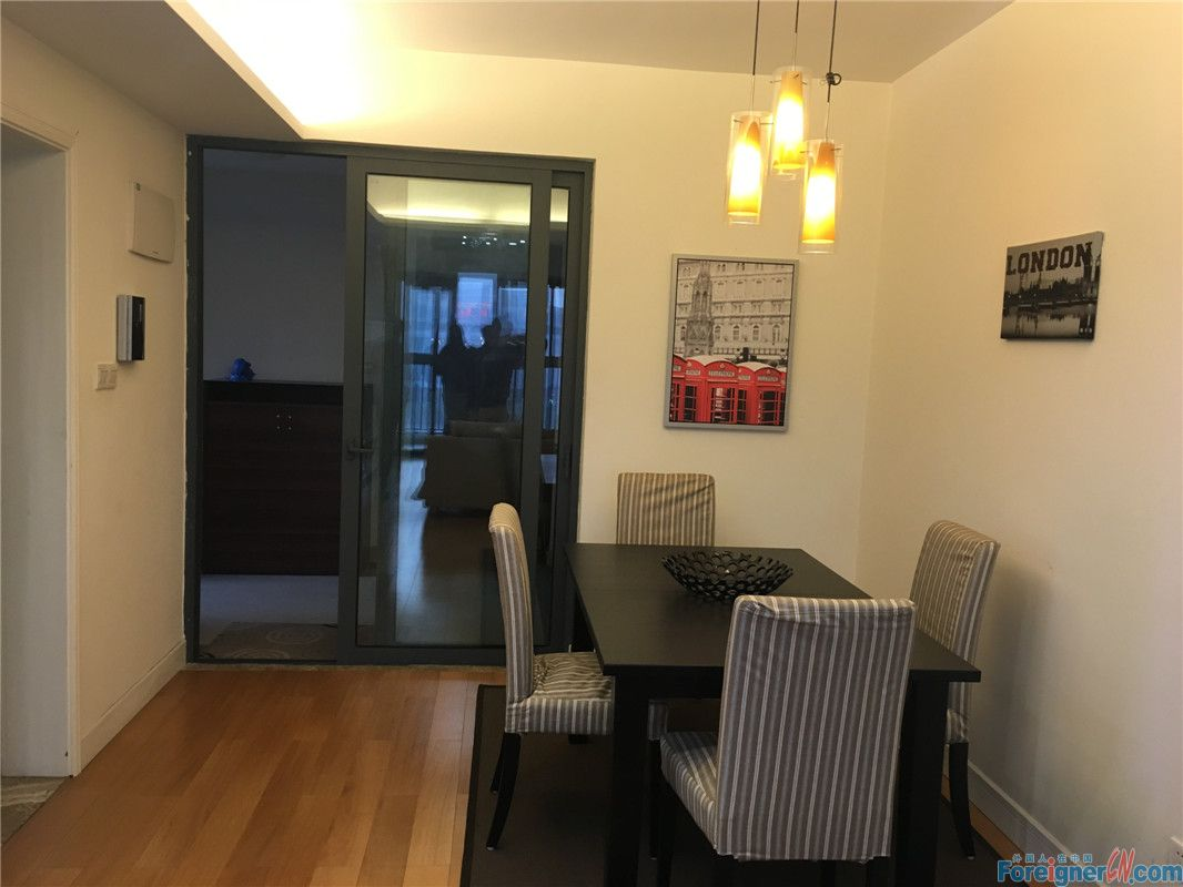 Galaxy centro, 2beds lakeview/north of times square/SIP suzhou