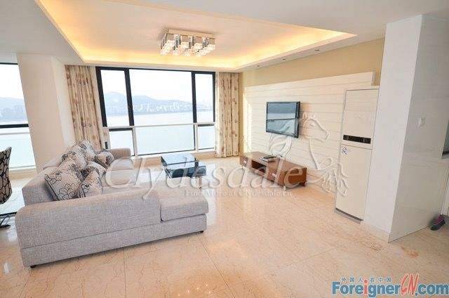 Solar International (0014)Good fuinished 3br. beside Rainbow City area with excellent river view