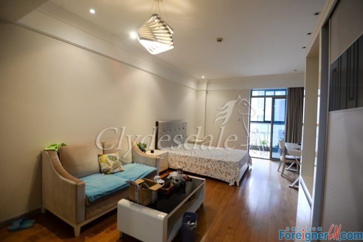 Jin Long Qian Jiang MOHO(0007) big 1br. with balcony