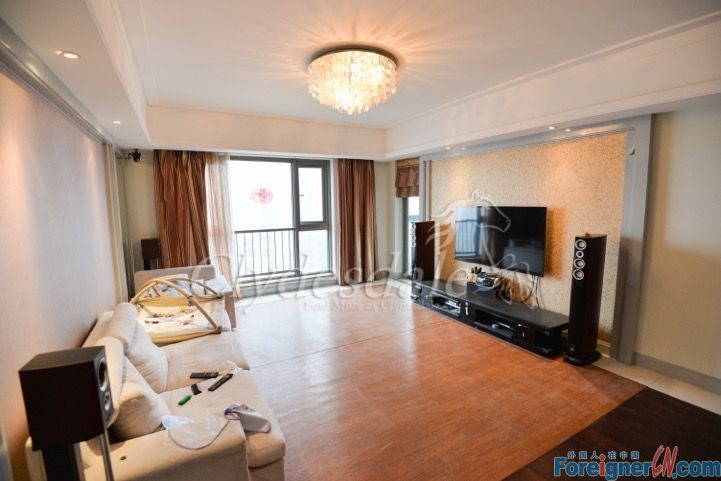 Ease Sky Plaza(0080) Big 4br. flat near international school