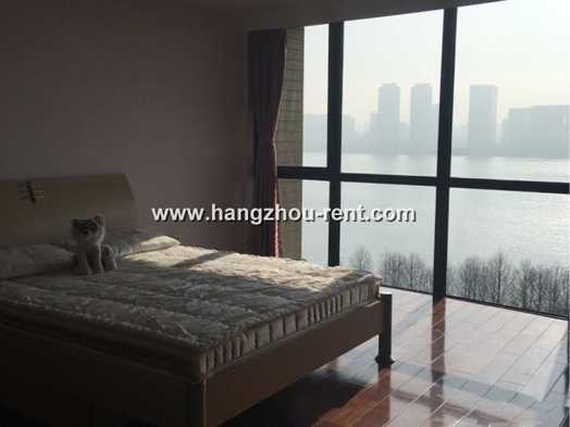 Chun Jiang Hua Yue Nice apartment Enjoy River View in Hangzhou