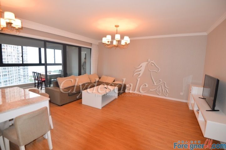 Sheng Yuan Hui Gu (00065) Nice furnished 3br. in Rainbow City area