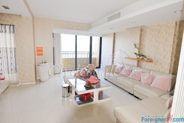 Chun Jiang Hua Yue(0007) big flat 4br.  excellent river view