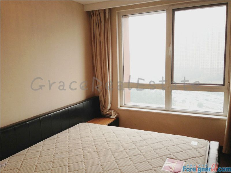 1bedroom in Upper East Side Twin Towers,12000rmb per month.lido xiaoyunqiao