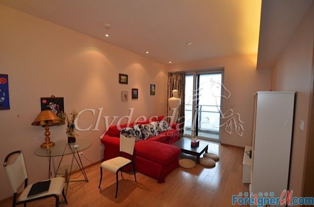 Hangzhou Apartment The MixC Residence MC0015 2 brs for Renting