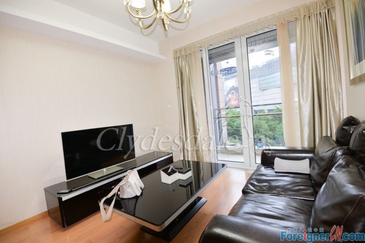Hangzhou Apartment The MixC Residence 0007 2 brs for Renting