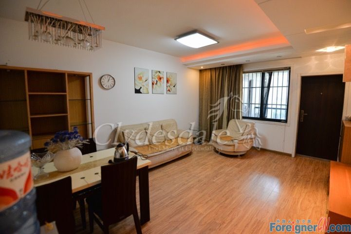 Hangzhou Apartment Solar International SI0017 2 brs for Rent