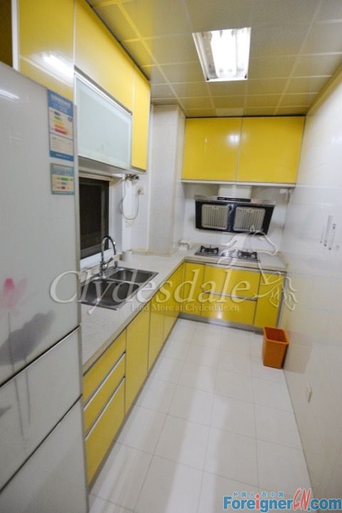 Hangzhou Apartment Ihome IH0043 2 brs for Rent