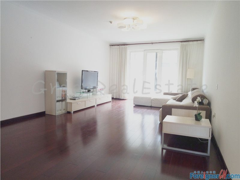 Richmond Park,3br,furnished,lido,jiuxianqiao