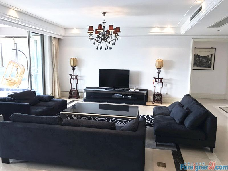 Bayside garden, spacious 5rooms,modern simple,good quality,near the lake