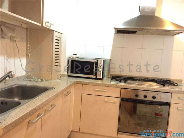 3br,Richmond Park,(丽都水岸),only 18000rmb/month.frunished.next to Upper East Side,10minutes walke to lido hotel.