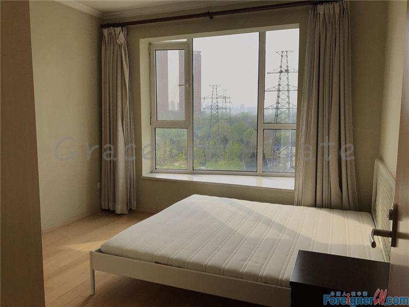 Richmond Park(丽都水岸) 67sqm,1bedroom,only rent for 10000rmb per month