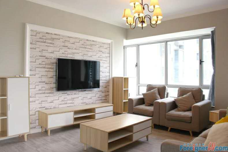 Lan Ting International with 3BR for Rent