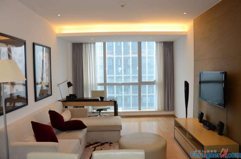 Frazer, hotel standard 85sqm 1br, good condition, only 6400including management fee