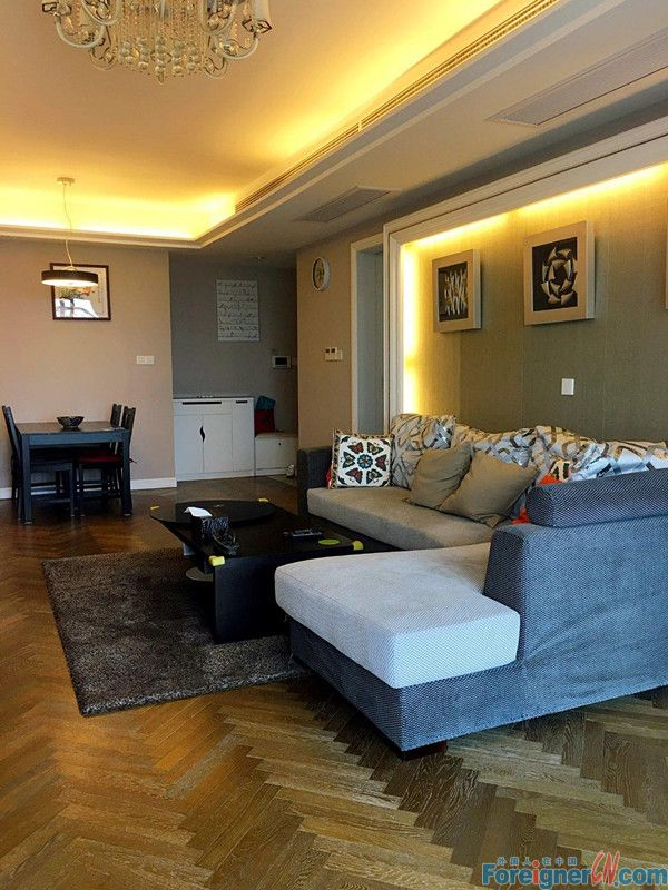 Bayside Garden, next to jinji lake,high floor 3br,central a/c, very big and mature community