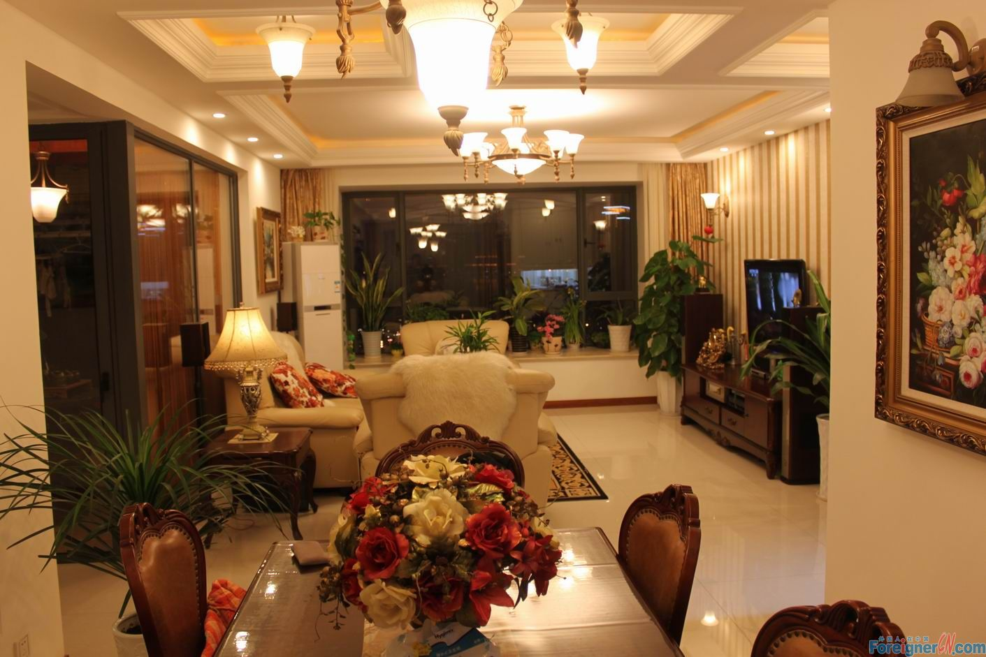 Lakeside Palace, 170sqm, 5rooms, floor heating, wonderful lakeview, near the metro,times square