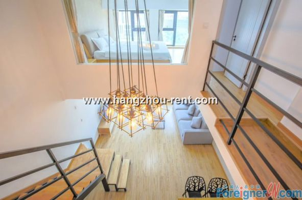 Apartment near Zhejiang University and Chengxi In City for rent