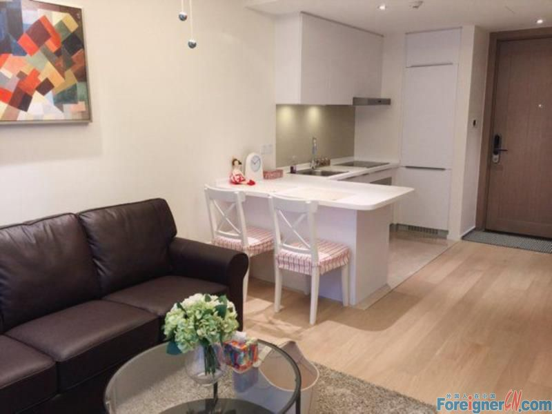 SIP,THE SUMMIT APARTMENT,1BR quiet compound with good management ,NEAR XINGHAISPUARE SUBWAY STATION