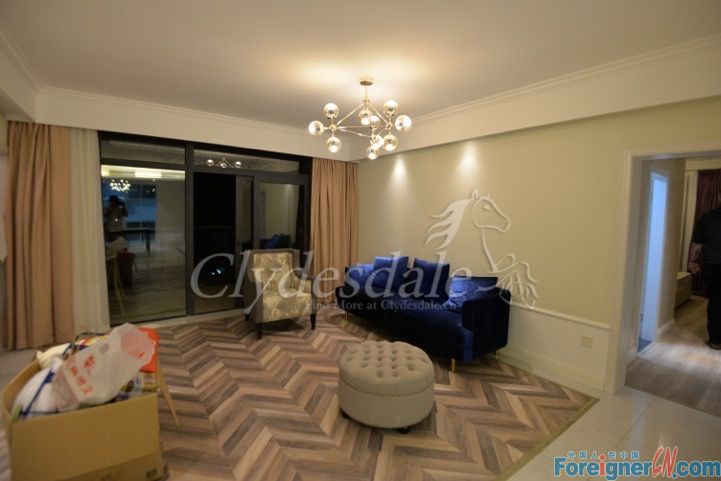 Hangzhou Apartment Rainbow City RC0028 4 brs for Rent