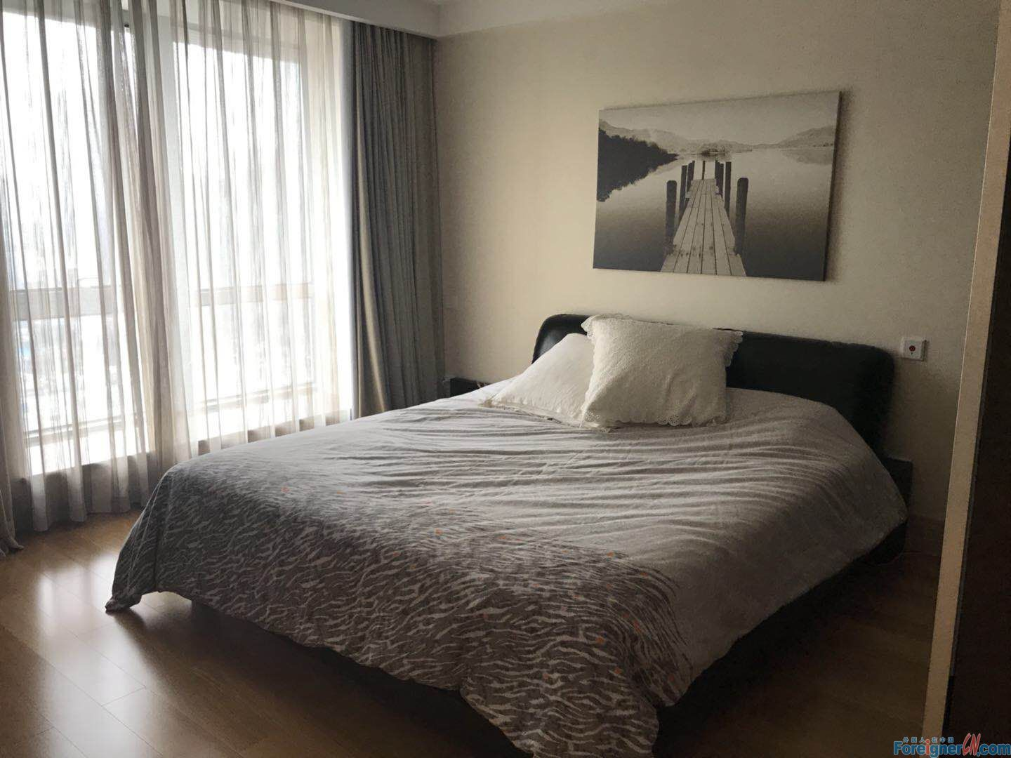 Harmony city,modern decoration,close to Times square, first time for rent,metro