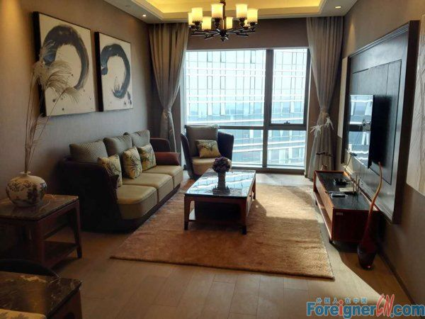 HLCC,service flat,2br,6.2k,good condition,close to Times square,metro