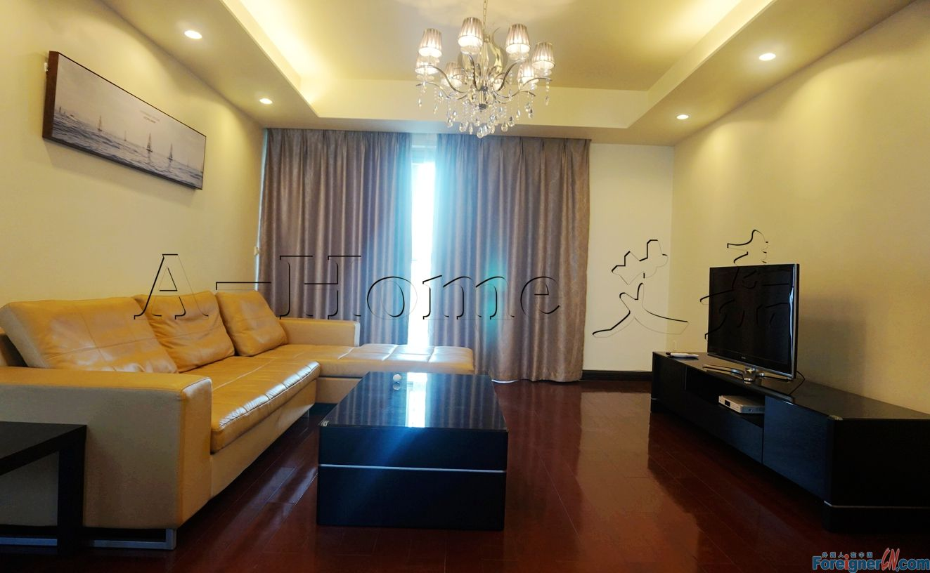 Grace Residence,modern 3bdrs 2baths, high floor, lake view, famous expats complex