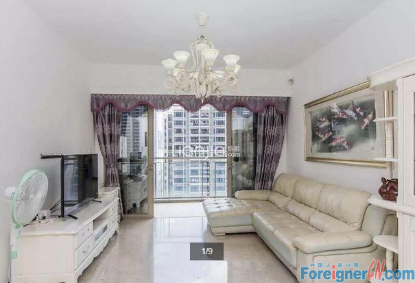 Wechat/Mobile:15217221725-2Br- nice&cozy,high floor,5mintues walking to Line5 Liede metro station.