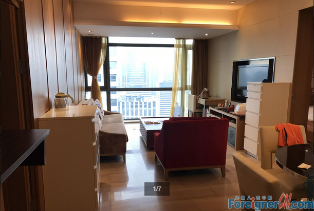 Wechat/Mobile:15217221725-3Br- modern 2brs for rent in J-Living,good view with IFC,TV Tower view ,high floors
