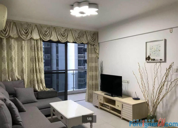 3 BR - Brond new and morden style,the best location in zhujiang new town.....