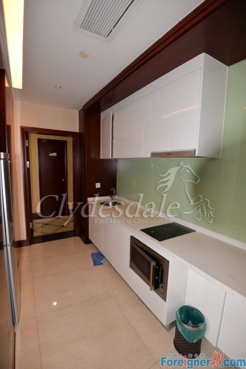 Hangzhou Apartment 1br for Rent in Dong He Times DHT0006