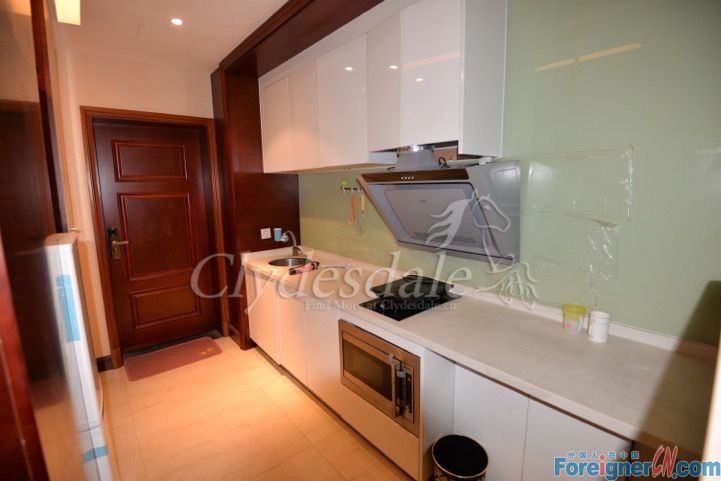 Hangzhou Apartment 1br for Rent in Dong He Times DHT0005