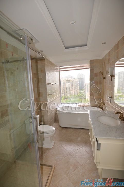Hangzhou Apartment 3br for Rent which is close to the MixC MC0003