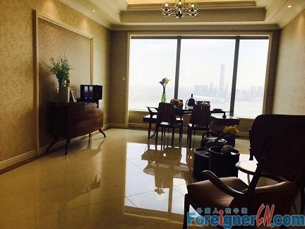 Extraordinary!The Gate of the Orient-Xinghai Square-1 bedroom-lake view-convenient traffic