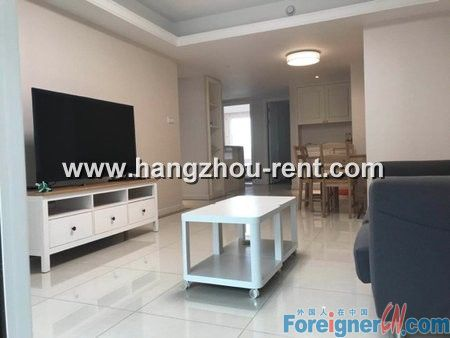 Apartment  3 bedrooms apartment in Xihu District for rent