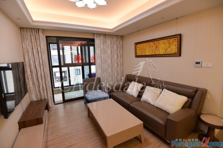 Hangzhou Apartment 3br for Rent in The Glorious City GC0017