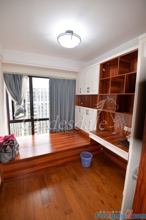 Hangzhou Apartment 3br for Rent in Jin Mao Residence JMR0005