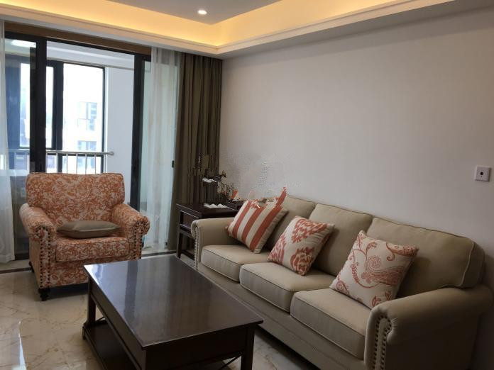 baitang no.1/floor heating/central ac/fresh air system/modern brand new/first rent/fully furnished