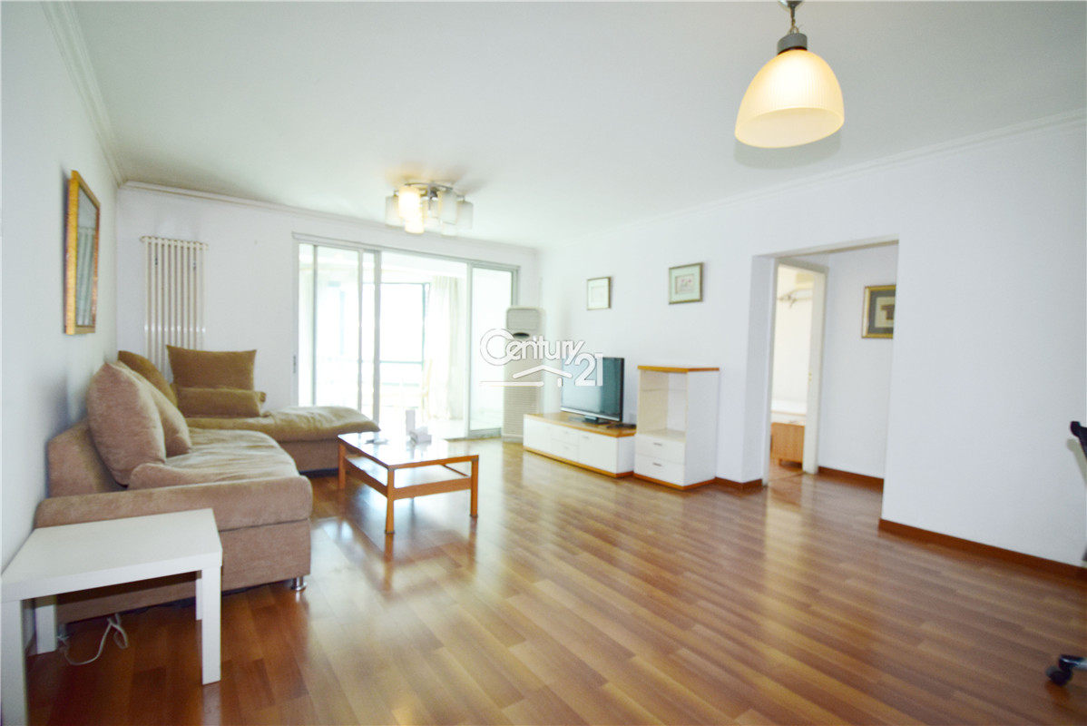 2BR in lido area, two balcony, full-furnished