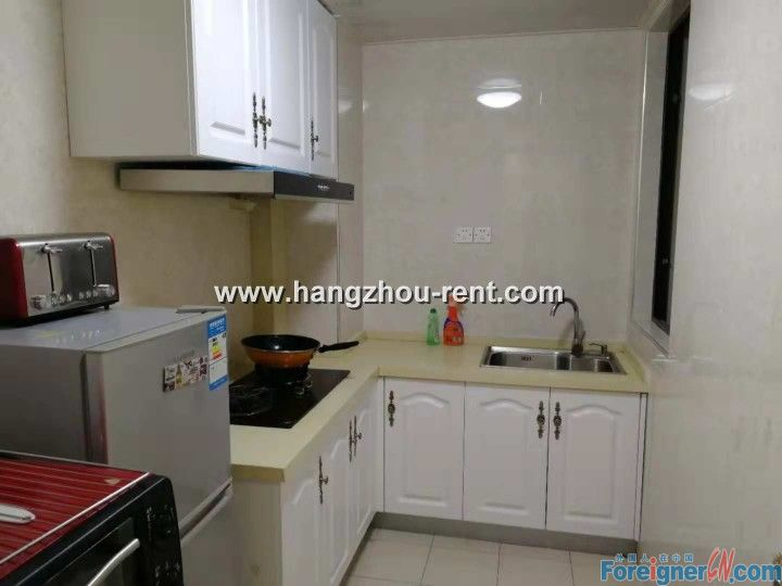 River side city three bedrooms 2 bathrooms apartment for rent