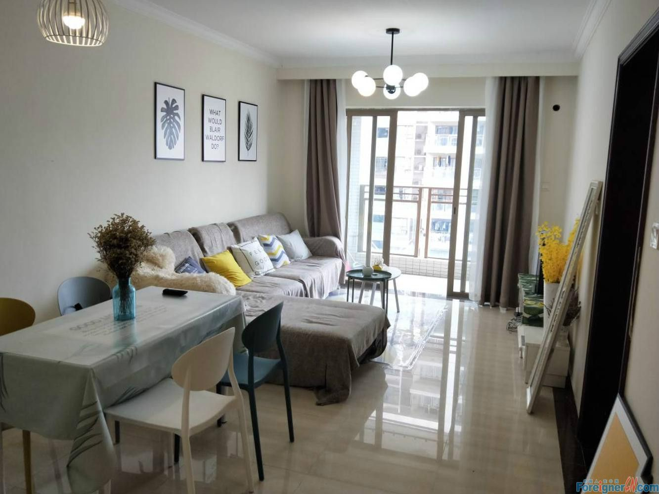 Liede Garden-nice 2brs in liede of CBD area,good layout,good location,walking 10mins to liede metro station.