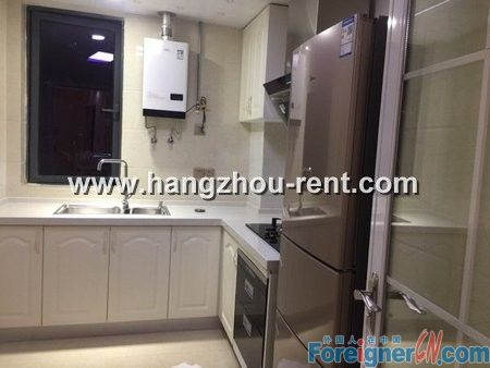 Apartment in Jin Ji Xiao Lu Jiang Gan District nearby citizen center for rent