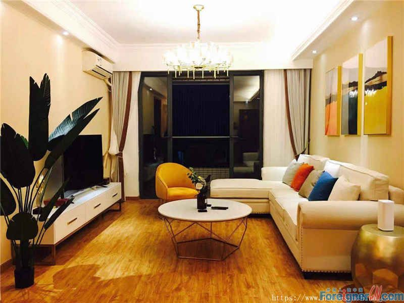 Park Royal Apartment-3Br,fully furnished,high floor,have a nice view,good layout.good loaction.