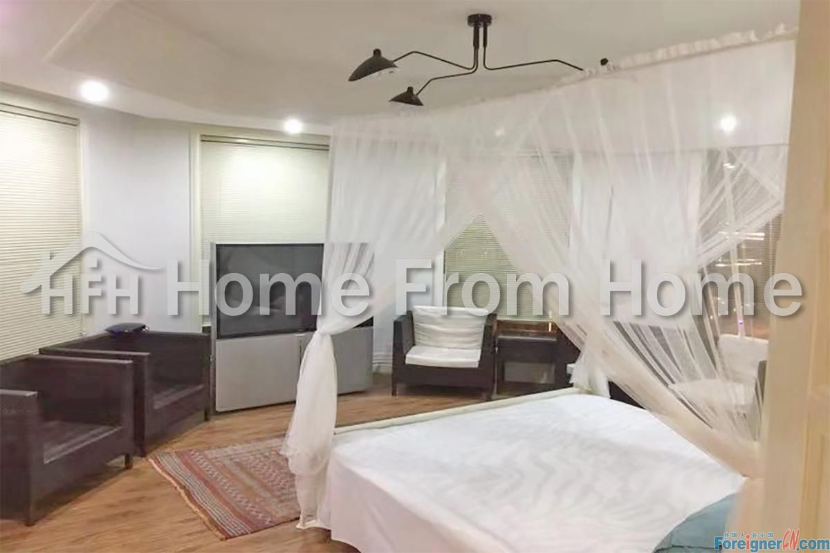 Horizon resort/ awesome 4bed/3bath apartment/well kept/fully furnished/central A.C/floor heating