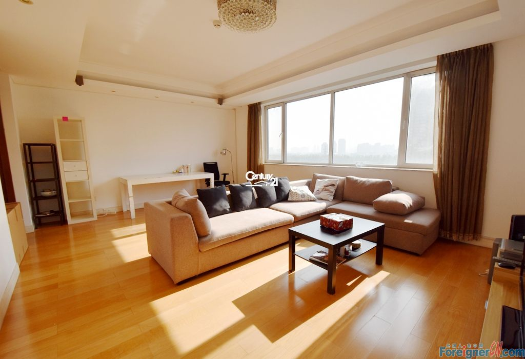 very cozy 2br in lido area, nice sunlight, prefer foreign tenant