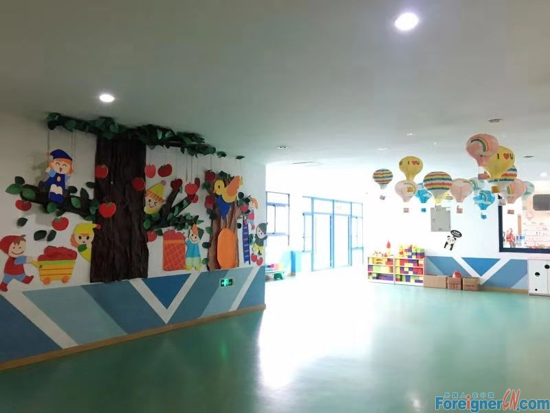 Kindergarten in Hangzhou